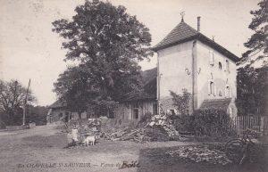 Ferme de Boibe 1924