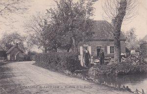 Ferme de La Ranche 1915