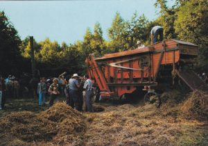 Kermesse battoir 10 août 1975